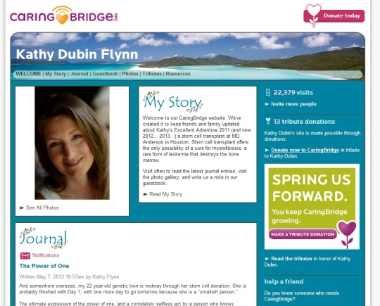 kathy Flynn page