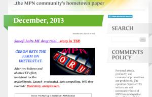 Dec 2013 front page