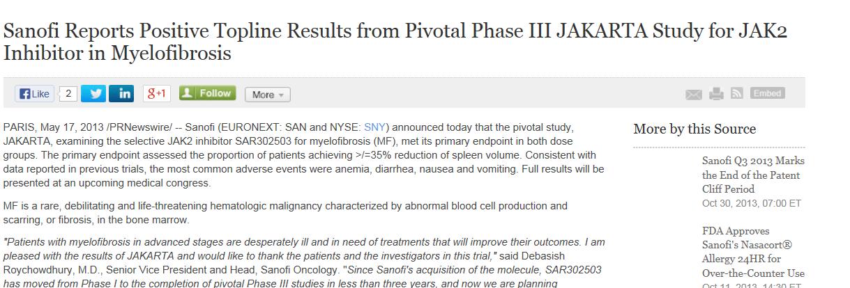 When clinical trials turn deadly    MPNforum Magazine