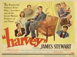 Harvey the invisible rabbit