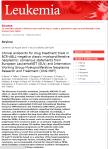 leukemia consensus cover
