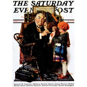 Norman Rockwell sateve