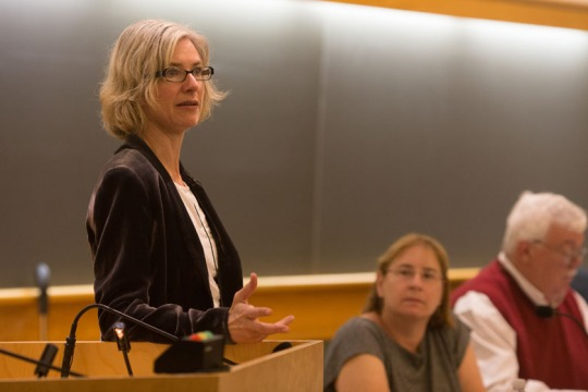 Jennifer Doudna Courtesy:CSHL