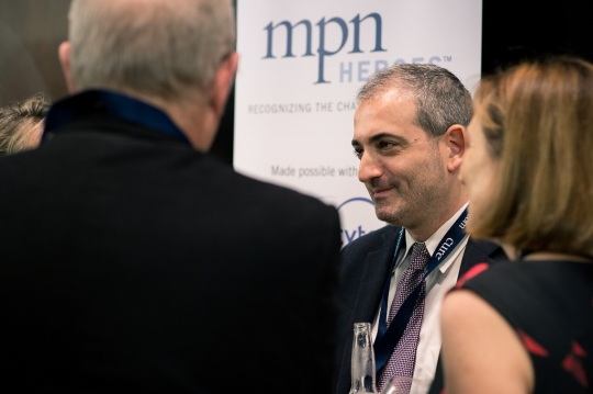 Jason Gotlib, MPN Hero
