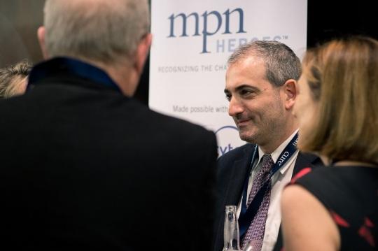 Jason Gotlib, MPN Hero