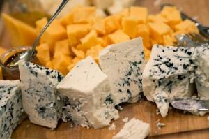 hero cheese plate