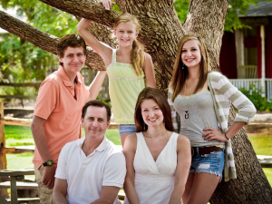 KDF the family cropped