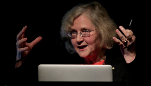 Elizabeth Blackburn. Photo: Sam Mooy Source: The Australian